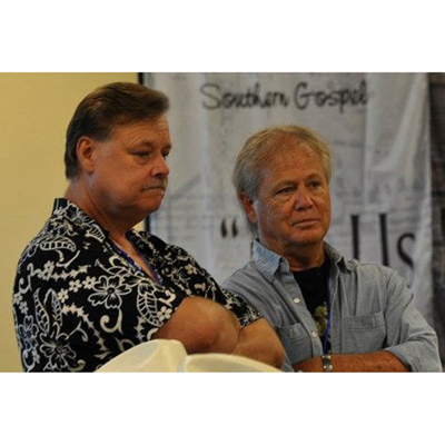 John Penney and Terry Davis at AgapeFest 2012